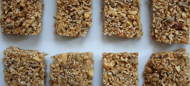 nut bars gluten-free