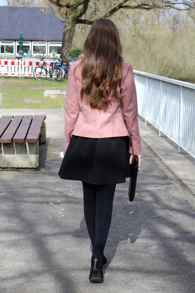 Polka Dots Pink Jacket