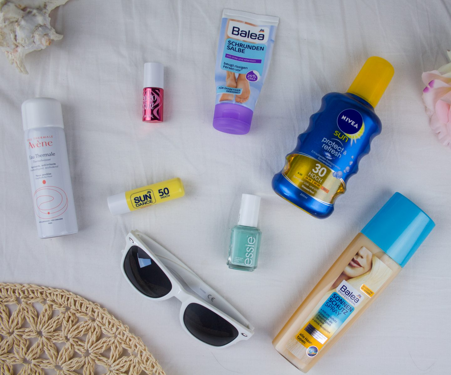 Summer Must Have Beauty Items 2018