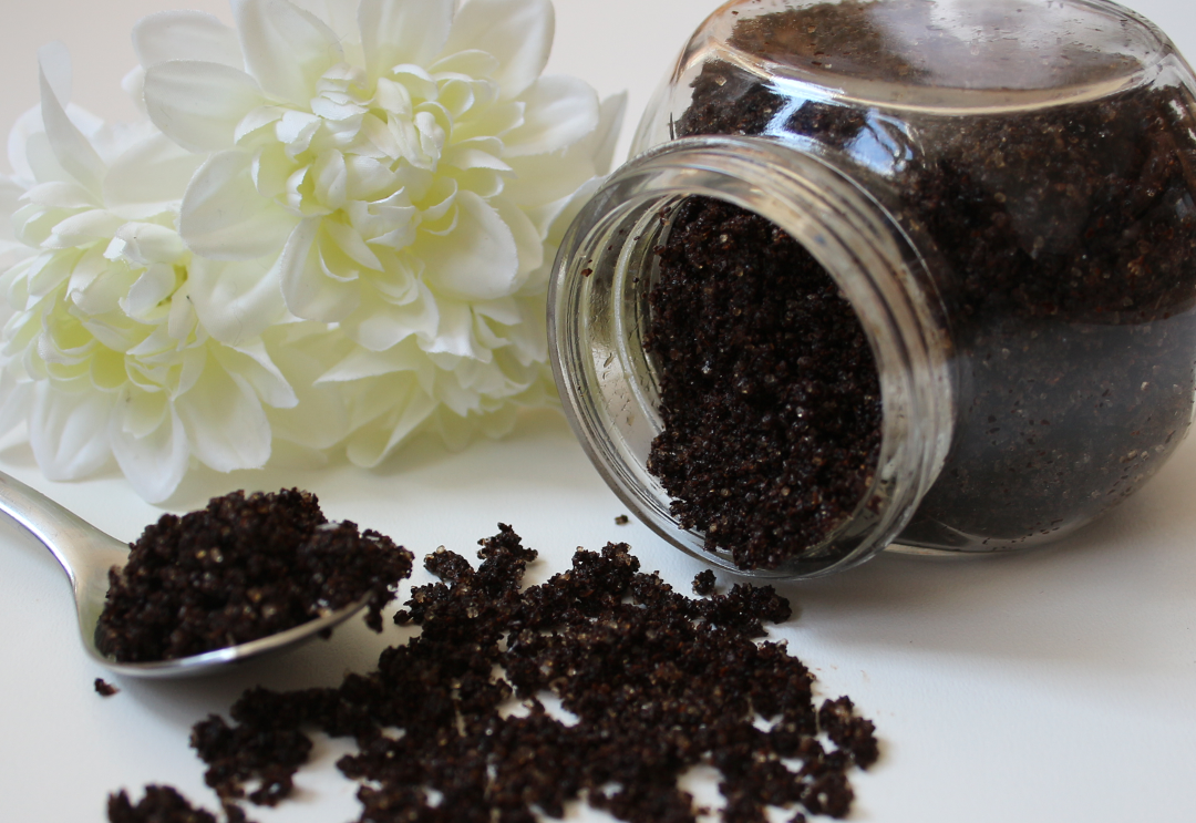 DIY Coffee Body Scrub