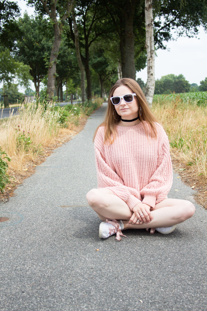 Pink Summer Fashion Look
