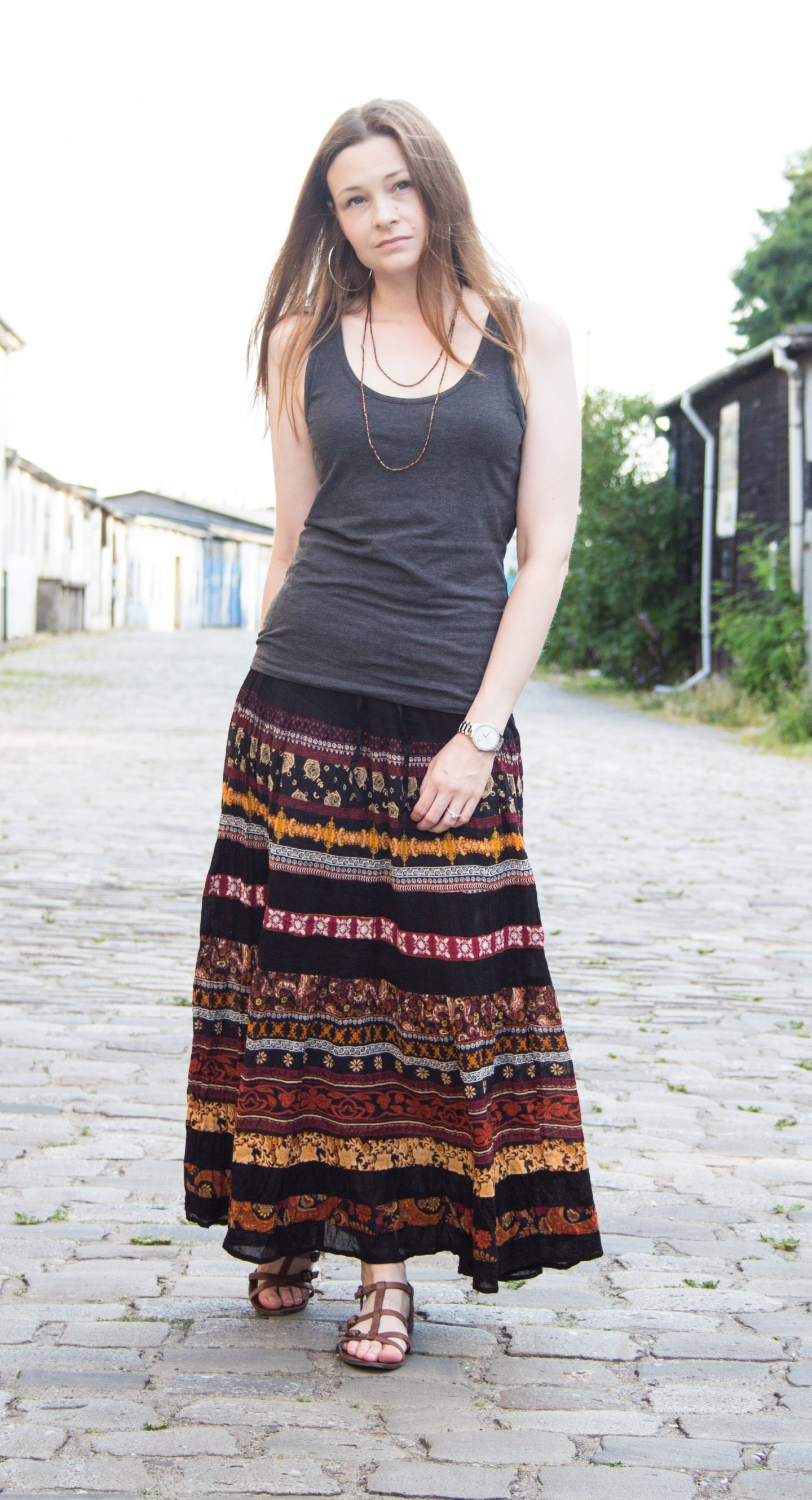 Fashion Look Boho Hippie