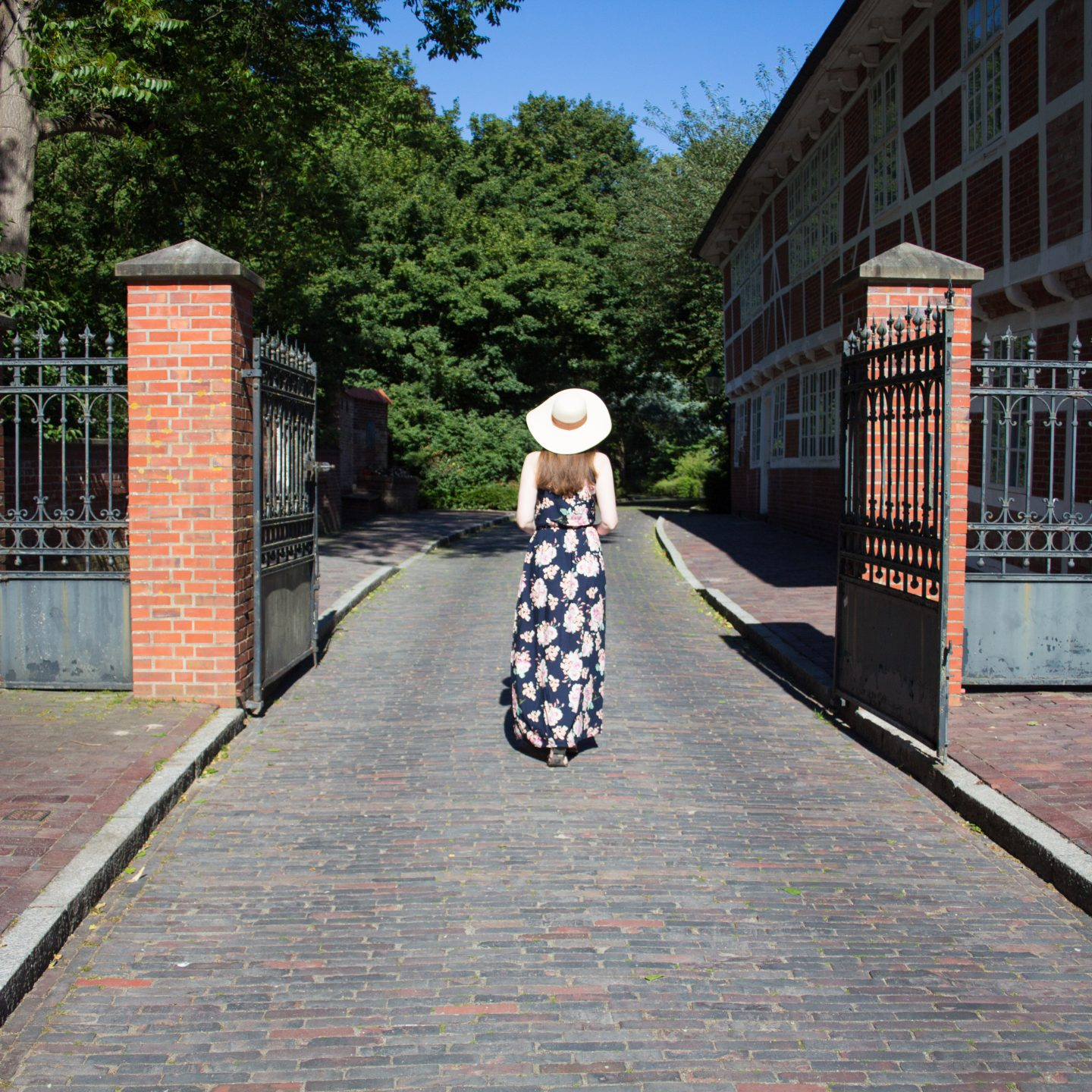 Fashion Look Summer Maxi Dress