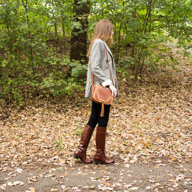 Fall Fashion Blazer Look
