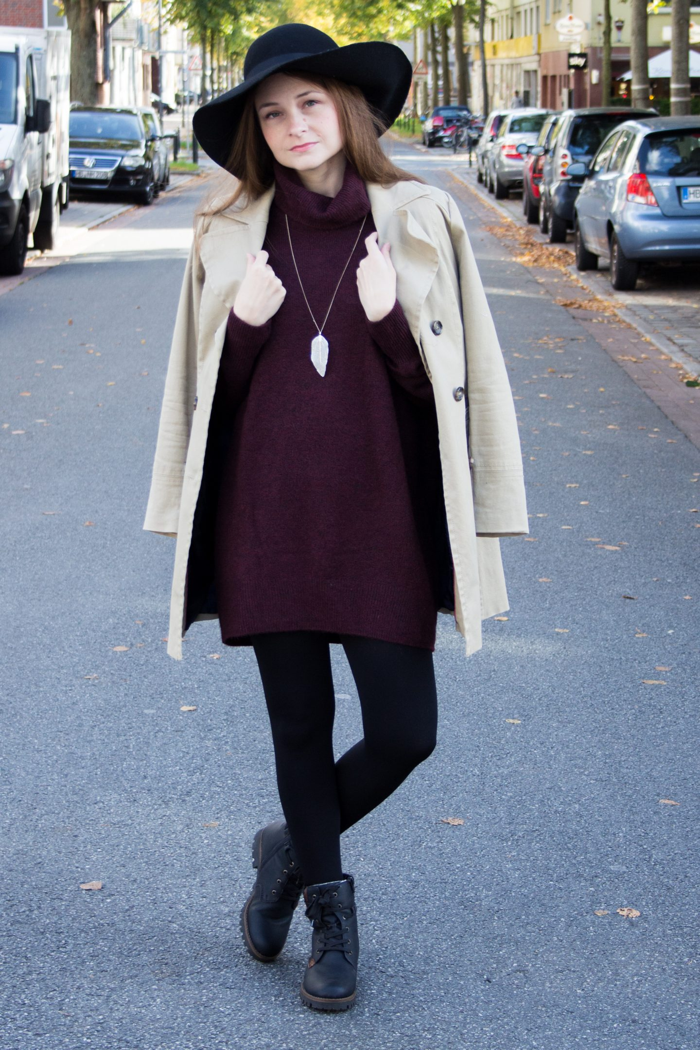 Fall Fashion Look Outfit
