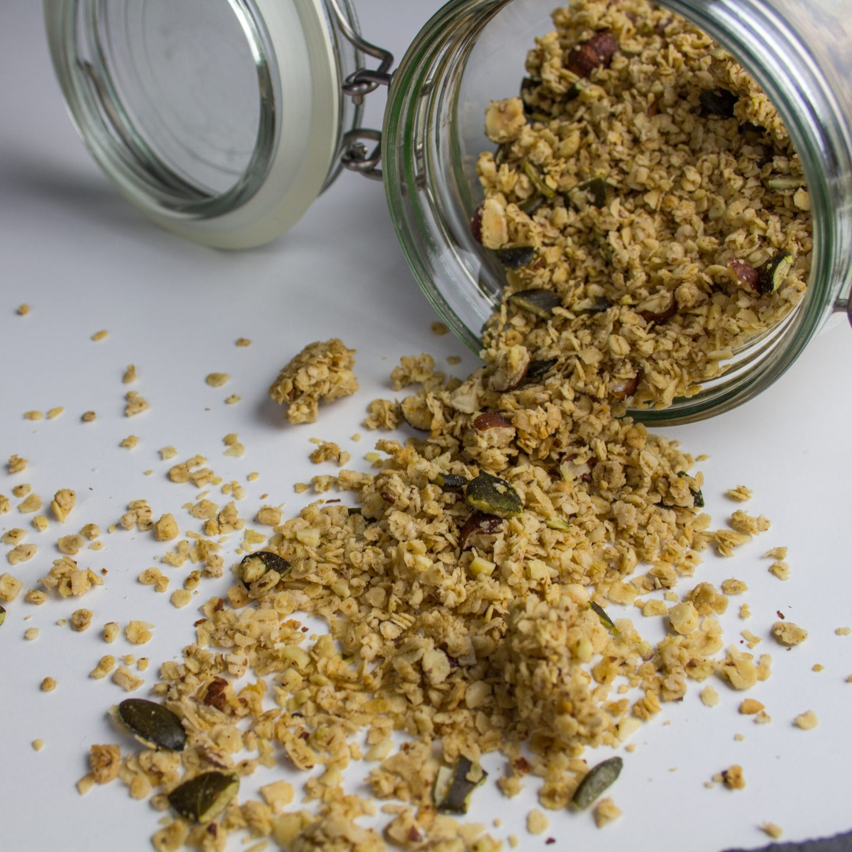 Nut Granola Gluten Free