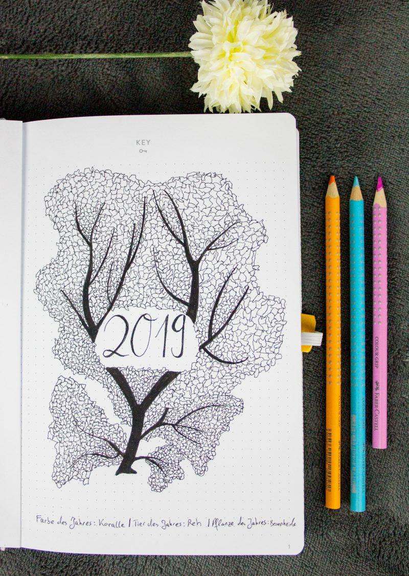 Bullet Journal 2019